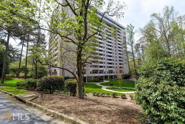 3530 Piedmont Rd 7J, Atlanta, GA 30305 (MLS #8353220) :: Keller Williams Realty Atlanta Partners