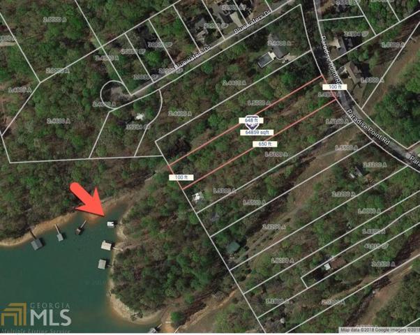 6519 Paradise Point, Flowery Branch, GA 30542 (MLS #8353801) :: Keller Williams Realty Atlanta Partners