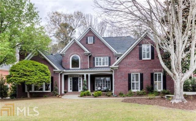 4245 Park Brooke Trce, Alpharetta, GA 30022 (MLS #8354092) :: Bonds Realty Group Keller Williams Realty - Atlanta Partners