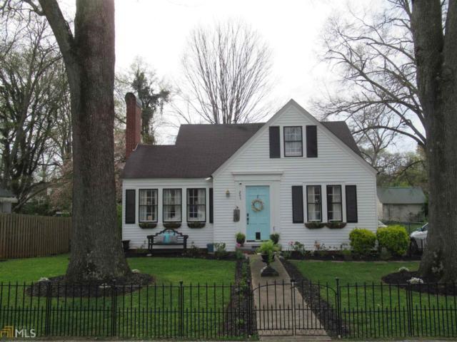 207 Marshall St, Cedartown, GA 30125 (MLS #8356160) :: Main Street Realtors
