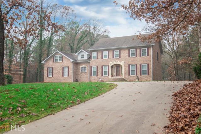 145 Oak Knoll Lot 13, Fayetteville, GA 30214 (MLS #8357596) :: Anderson & Associates