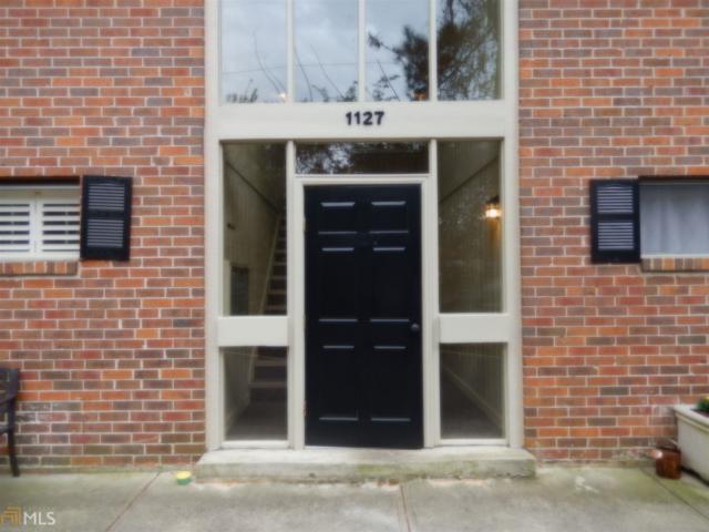 1127 Clairemont, Decatur, GA 30030 (MLS #8357839) :: Keller Williams Realty Atlanta Partners
