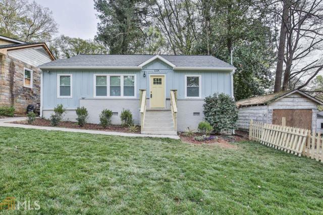 1324 SW Westboro, Atlanta, GA 30310 (MLS #8358750) :: Anderson & Associates