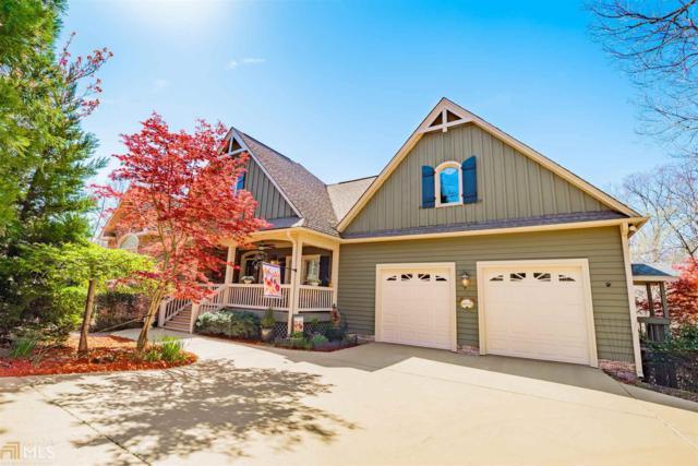 1021 Newport Drve, Ellijay, GA 30540 (MLS #8359905) :: Bonds Realty Group Keller Williams Realty - Atlanta Partners