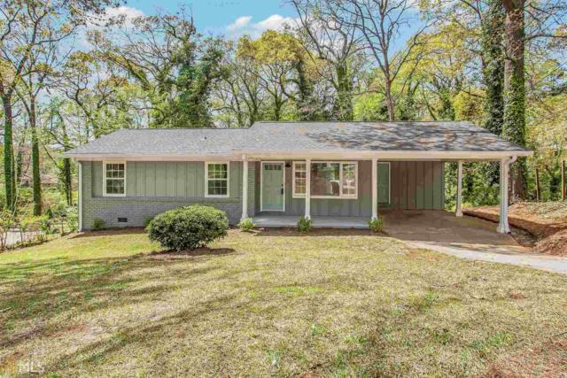 2553 Crestdale Cir, Atlanta, GA 30316 (MLS #8360307) :: Anderson & Associates