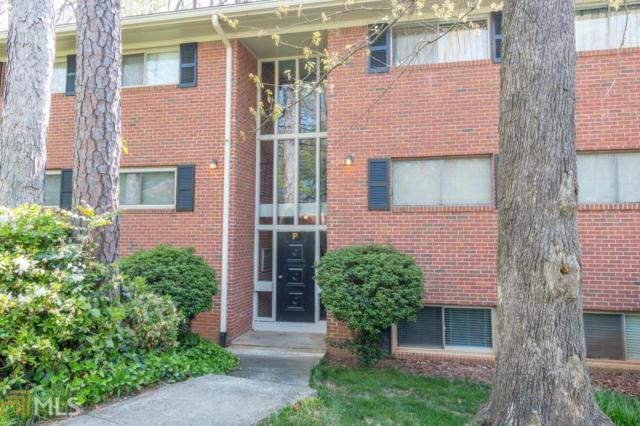 1111 Clairemont Ave P6, Decatur, GA 30030 (MLS #8360637) :: Keller Williams Realty Atlanta Partners