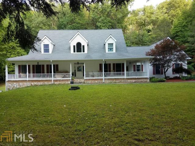 8121 Boardtown Rd, Ellijay, GA 30540 (MLS #8361423) :: Anderson & Associates