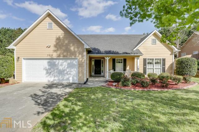 5919 Sycamore Ridge Dr, Sugar Hill, GA 30518 (MLS #8362826) :: Bonds Realty Group Keller Williams Realty - Atlanta Partners