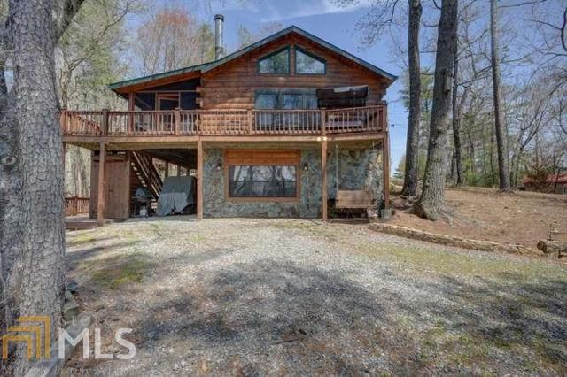 566 Mountain View Cir, Cherry Log, GA 30522 (MLS #8363027) :: Keller Williams Realty Atlanta Partners
