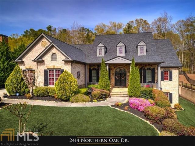 2414 Northern Oak Dr, Braselton, GA 30517 (MLS #8363339) :: Bonds Realty Group Keller Williams Realty - Atlanta Partners