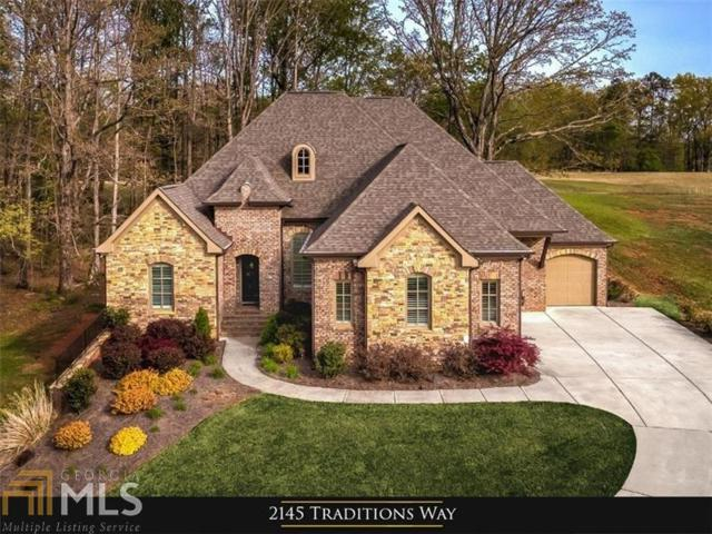 2145 Traditions Way, Jefferson, GA 30549 (MLS #8363368) :: Anderson & Associates