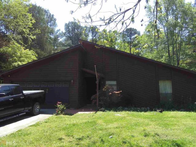 132 Carrollwood Dr, Fayetteville, GA 30215 (MLS #8364444) :: Anderson & Associates