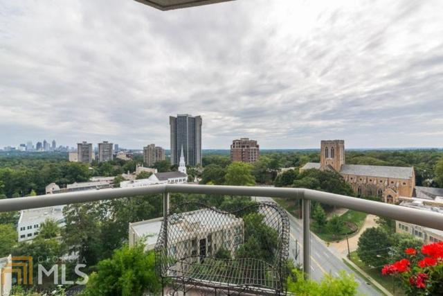 2795 Peachtree Rd #1102, Atlanta, GA 30305 (MLS #8364664) :: Keller Williams Realty Atlanta Partners