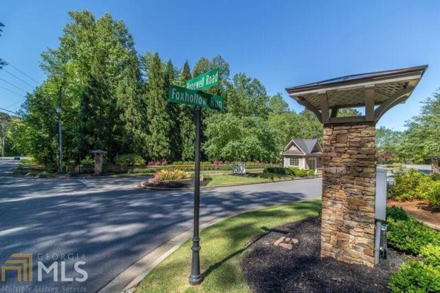 845 Foxhollow Run, Milton, GA 30004 (MLS #8366360) :: Keller Williams Realty Atlanta Partners