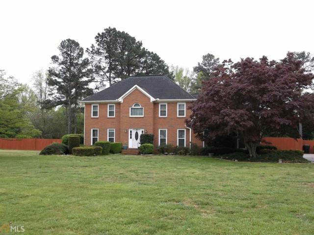 130 Forest Lake Way, Fayetteville, GA 30215 (MLS #8367455) :: Buffington Real Estate Group