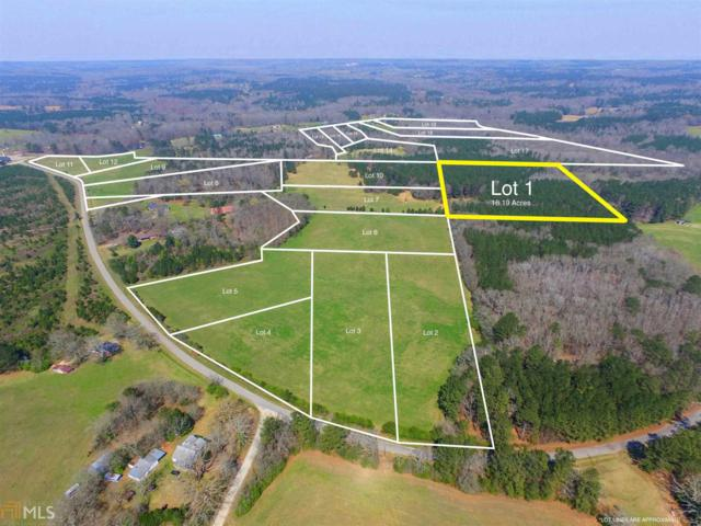 0 Buffington Rd #1, Zebulon, GA 30295 (MLS #8368536) :: The Heyl Group at Keller Williams
