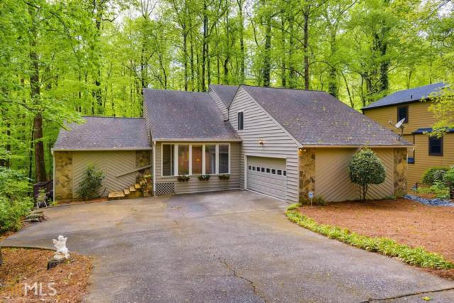 2754 Eagle Ridge Rd, Marietta, GA 30062 (MLS #8369199) :: The Durham Team