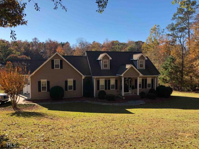 915 Evergreen Dr, Sandersville, GA 31082 (MLS #8369921) :: The Durham Team