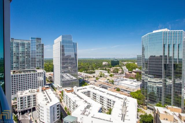 3324 Peachtree Rd #2219, Atlanta, GA 30326 (MLS #8370225) :: Keller Williams Realty Atlanta Partners