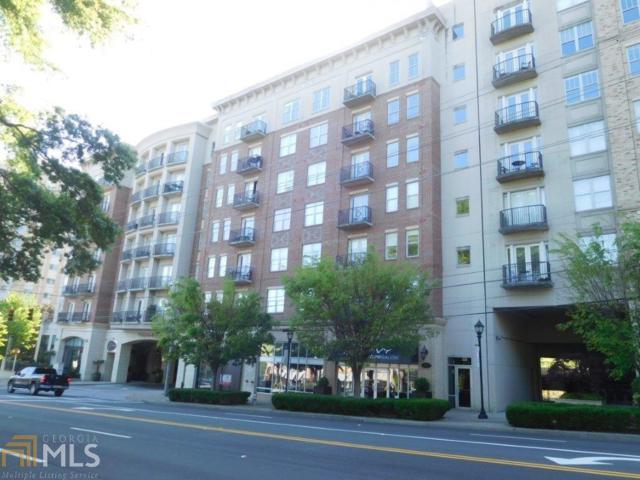 2255 Peachtree Rd #724, Atlanta, GA 30309 (MLS #8374819) :: Keller Williams Realty Atlanta Partners