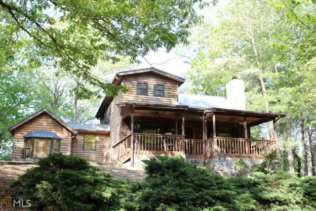 121 Crestwood Trl, Sautee Nacoochee, GA 30571 (MLS #8375105) :: Anderson & Associates