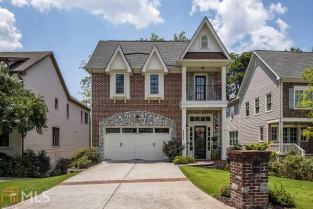 2352 Colonial, Brookhaven, GA 30319 (MLS #8375361) :: The Durham Team