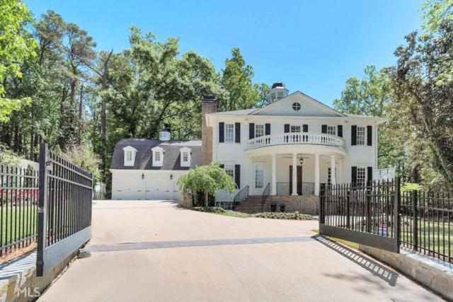 4081 Peachtree Dunwoody Rd, Atlanta, GA 30342 (MLS #8375518) :: Bonds Realty Group Keller Williams Realty - Atlanta Partners