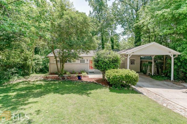 2114 Drew Valley Rd, Brookhaven, GA 30319 (MLS #8377043) :: Anderson & Associates