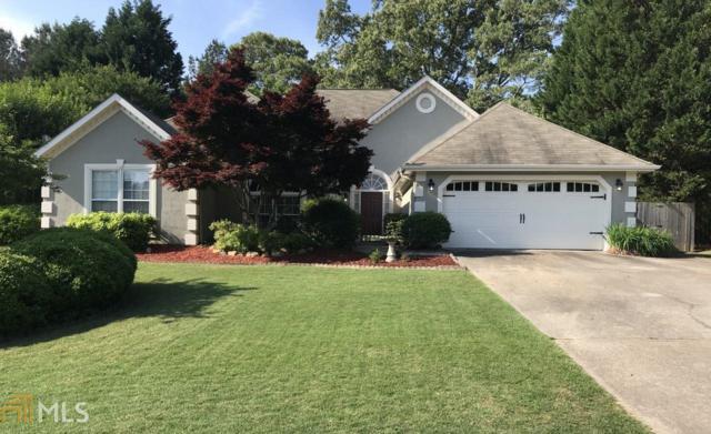 1643 Stonegate Way, Snellville, GA 30078 (MLS #8379389) :: The Durham Team