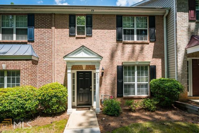3709 Town Square Cir #7, Kennesaw, GA 30144 (MLS #8380484) :: Keller Williams Realty Atlanta Partners
