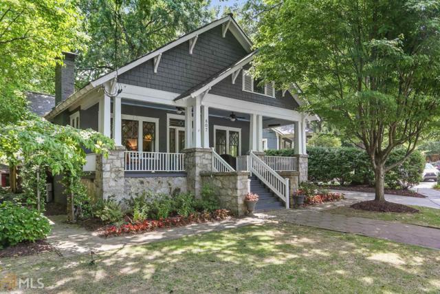 807 Vedado Way, Atlanta, GA 30308 (MLS #8381967) :: Anderson & Associates