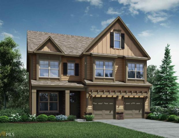 2329 Hallard Way #5, Lithonia, GA 30058 (MLS #8382024) :: Keller Williams Realty Atlanta Partners