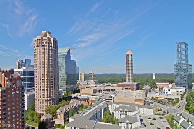 3481 Lakeside #2702, Atlanta, GA 30326 (MLS #8382984) :: Keller Williams Realty Atlanta Partners