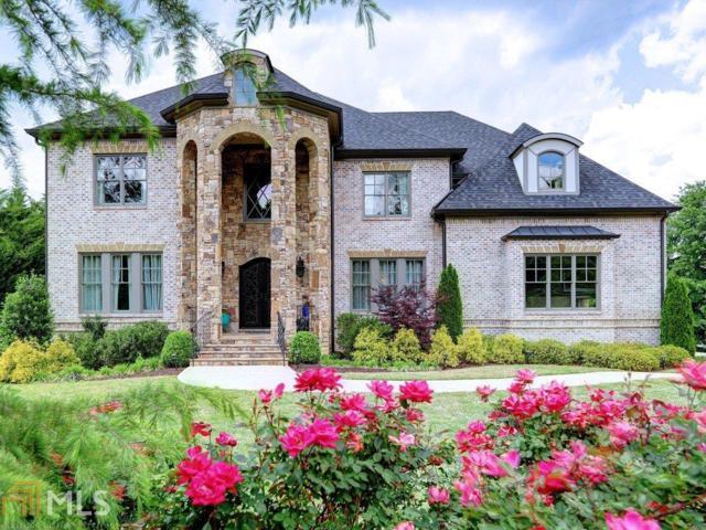 4481 Kings Lake Dr, Marietta, GA 30067 (MLS #8383827) :: Keller Williams Atlanta North