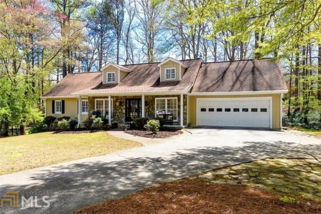 321 Willow Glenn Ct, Marietta, GA 30068 (MLS #8383881) :: Keller Williams Realty Atlanta Partners