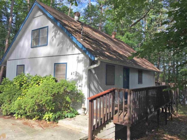 470 Skyline Way, Lavonia, GA 30553 (MLS #8384235) :: Anderson & Associates