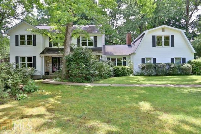 2250 Old Orchard Dr, Marietta, GA 30068 (MLS #8385339) :: Keller Williams Realty Atlanta Partners