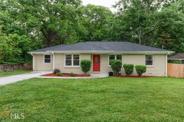 2308 Scotty, Decatur, GA 30032 (MLS #8385777) :: The Durham Team