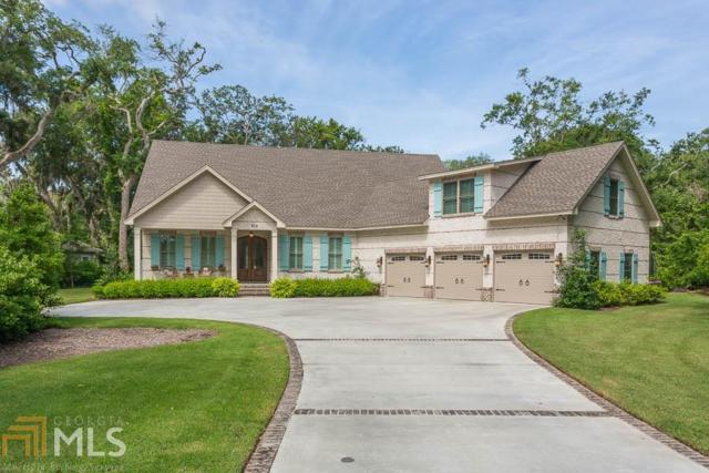 804 Ivy Ln, St. Simons, GA 31522 (MLS #8387093) :: Anderson & Associates
