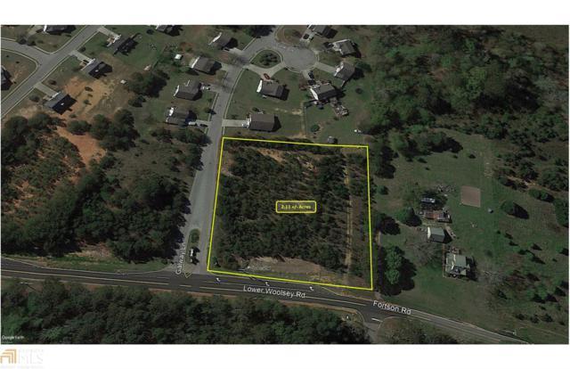 0 Lower Woolsey Rd, Hampton, GA 30228 (MLS #8388283) :: Regent Realty Company