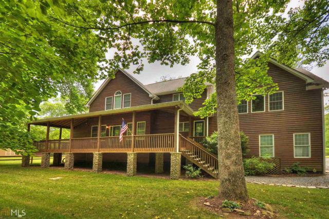 547 Toccoa River Ln #37, Mineral Bluff, GA 30559 (MLS #8393060) :: Buffington Real Estate Group