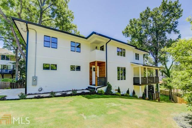 2137 College Ave, Atlanta, GA 30317 (MLS #8394043) :: Anderson & Associates