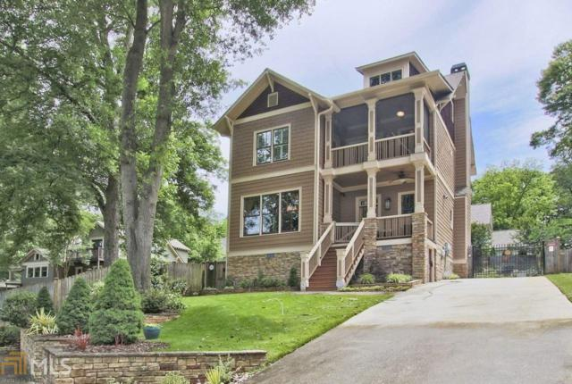 1581 Woodbine Ave, Atlanta, GA 30317 (MLS #8394533) :: Anderson & Associates