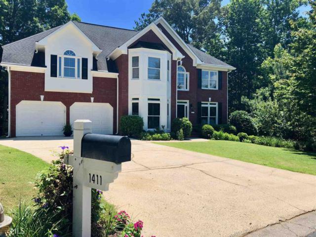 1411 Benbrooke Ridge, Acworth, GA 30101 (MLS #8394669) :: Anderson & Associates
