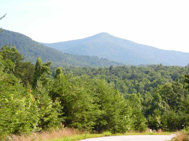 0 Unicoi Hills Tr 11 Lots, Sautee Nacoochee, GA 30571 (MLS #8394721) :: Ashton Taylor Realty
