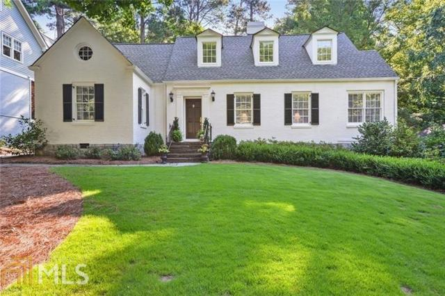 3083 Dale Dr, Atlanta, GA 30305 (MLS #8395265) :: Anderson & Associates