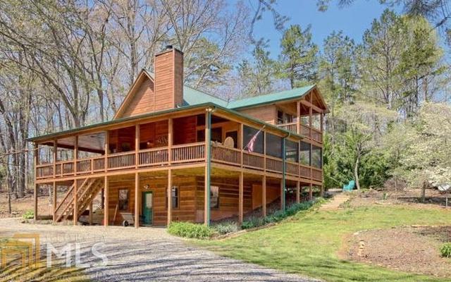 110 Nicholson Farm Rd, Blairsville, GA 30512 (MLS #8395714) :: Anderson & Associates