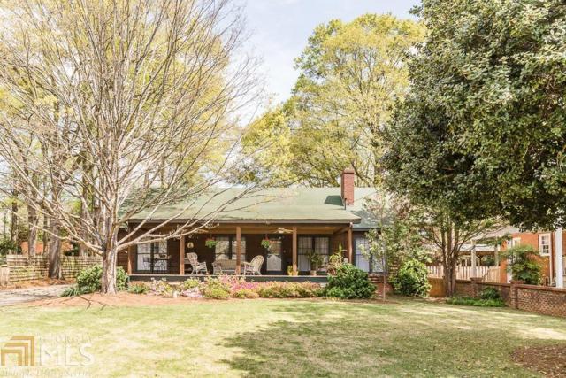 167 Greenwood Dr, Athens, GA 30606 (MLS #8396811) :: Bonds Realty Group Keller Williams Realty - Atlanta Partners