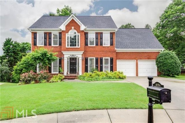 1694 Praters Pt, Dacula, GA 30019 (MLS #8398092) :: Bonds Realty Group Keller Williams Realty - Atlanta Partners