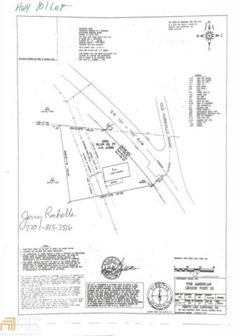 5101 Highway 101, Rockmart, GA 30153 (MLS #8398137) :: Main Street Realtors